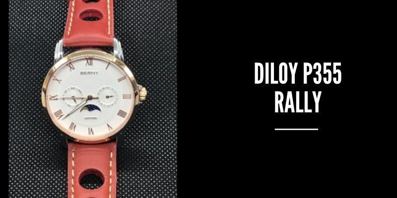 Correa de reloj Rally de Diloy