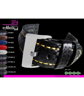 Technocarbon watch straps Diloy 374