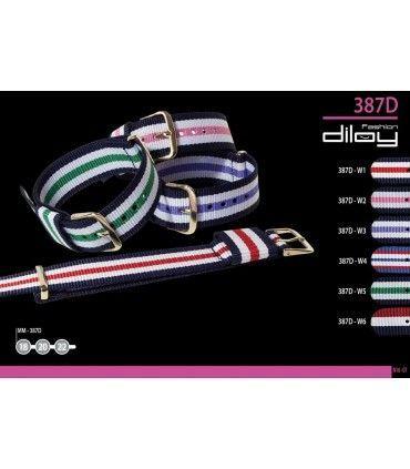 Bracelets de montres NATO Ref 387D