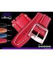 Cinturino orologio in pelle Ref IRON1