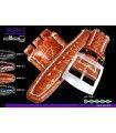 Leather watch straps Ref IRON2