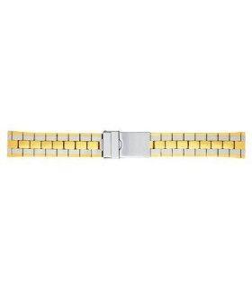 Pulseiras metálicas para relógio, Diloy 905