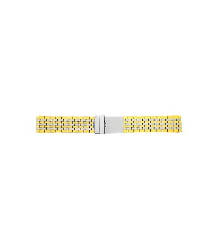 Metal watch band, Diloy 1058