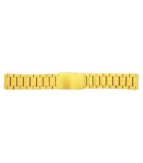 Metal watch band, Diloy 1414