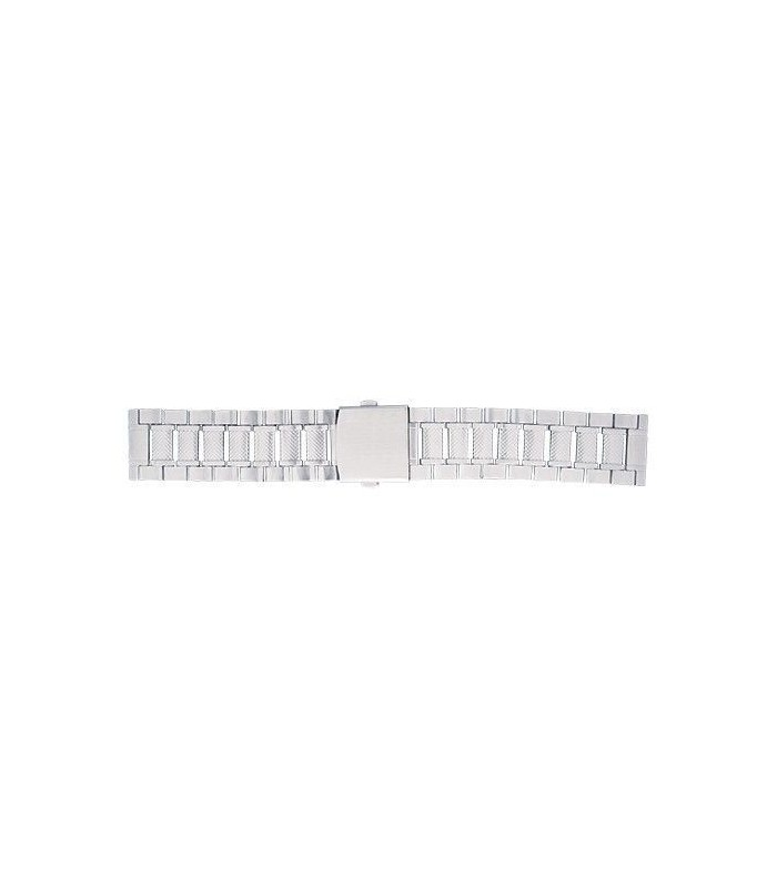 Metal watch band, Diloy 3012