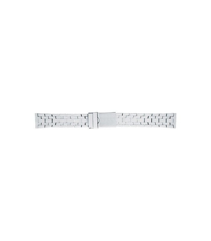 Metal watch band, Diloy 00908B