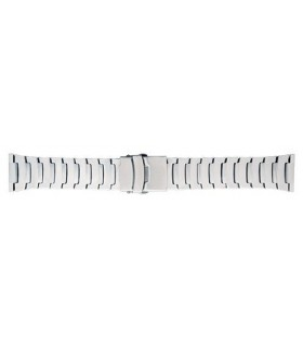 Metal watch band, Diloy 01177B