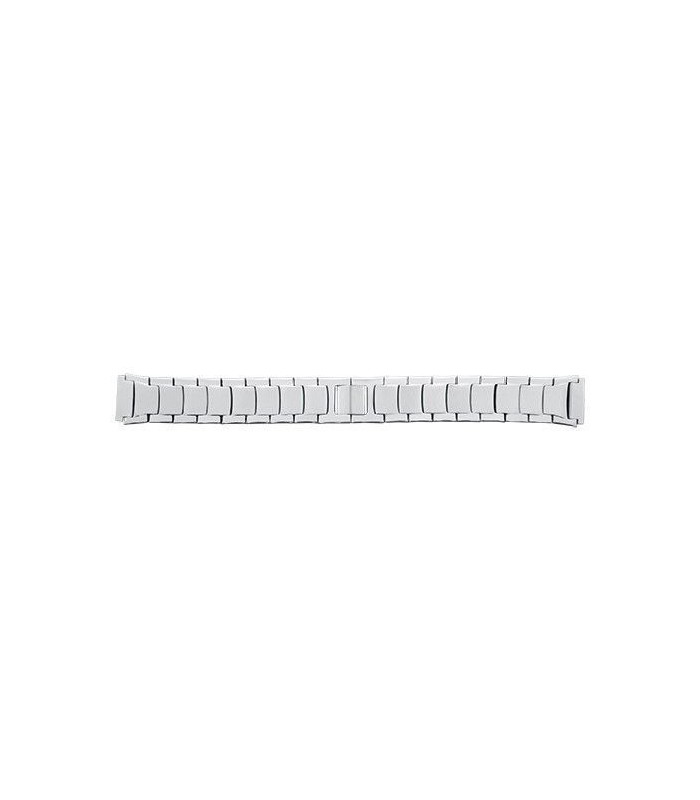 Metal watch band, Diloy 01179B