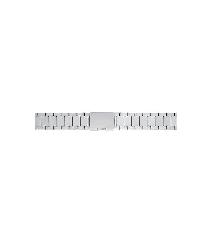 Metal watch band, Diloy 01340B