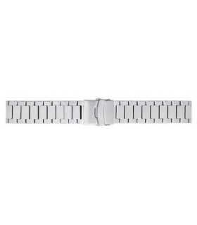 Metal watch band, Diloy 01404B