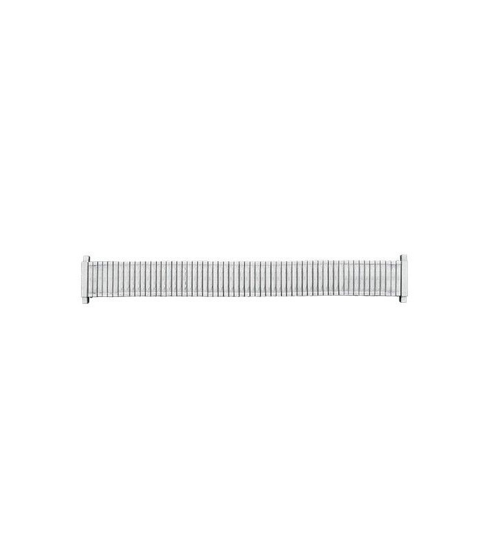 Metal watch band, Diloy 01715S