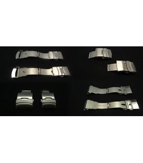 Boucles pour bracelets de montre en métal, Diloy CLASP4