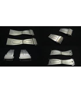 Chiusura per cinturino orologio acciaio Ref CLASP5