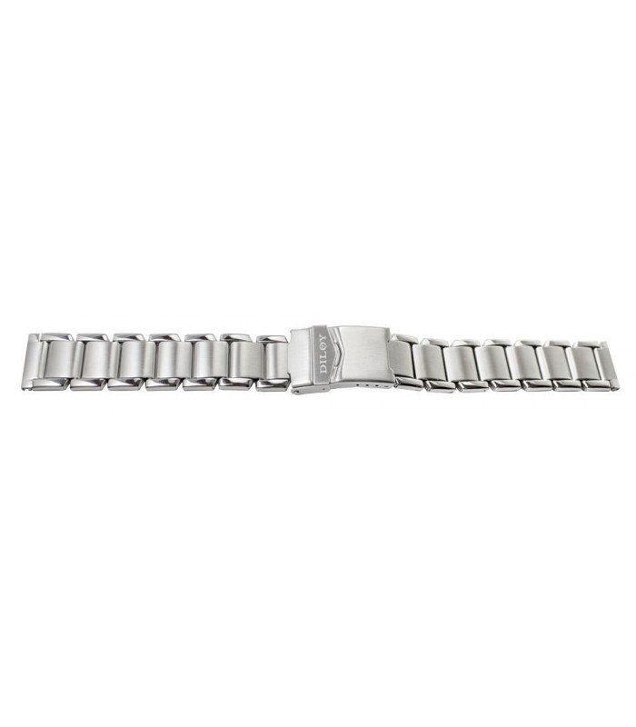 Metal watch band, Diloy 0CC120
