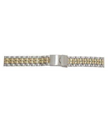 Uhrenarmband aus Metall Ref DD1228