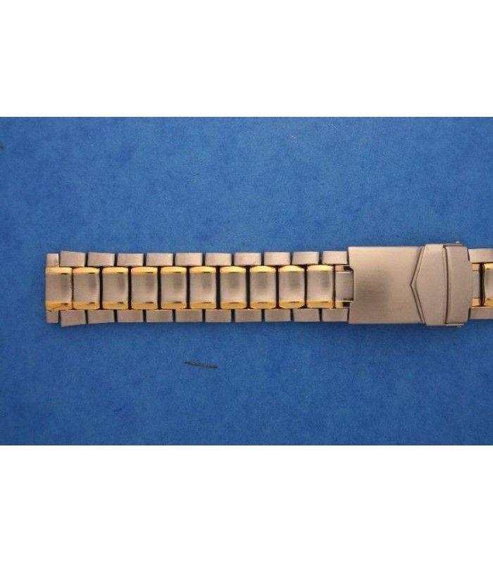 Pulseiras metálicas para relógio, Diloy DD1887