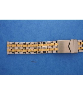Metal watch band, Diloy DD3018