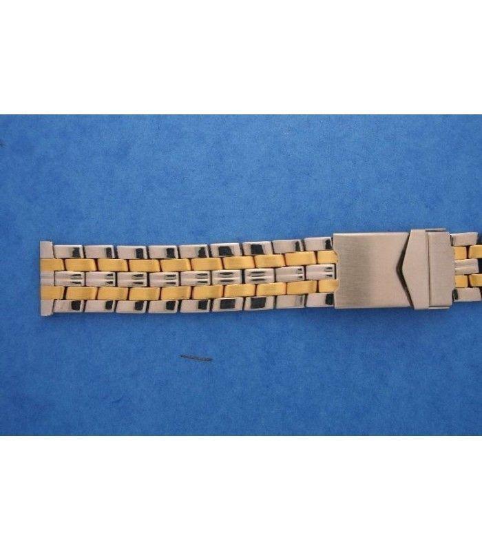 Pulseiras metálicas para relógio, Diloy DD3018