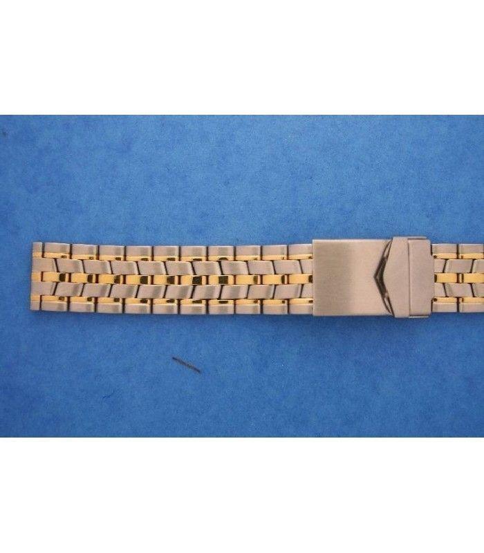 Uhrenarmbänder aus Metall, Diloy DD5377