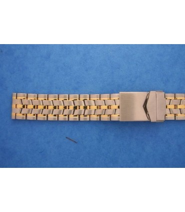 Uhrenarmband aus Metall Ref DD5377
