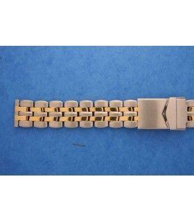 Correas metálicas para relojes Ref DD9018