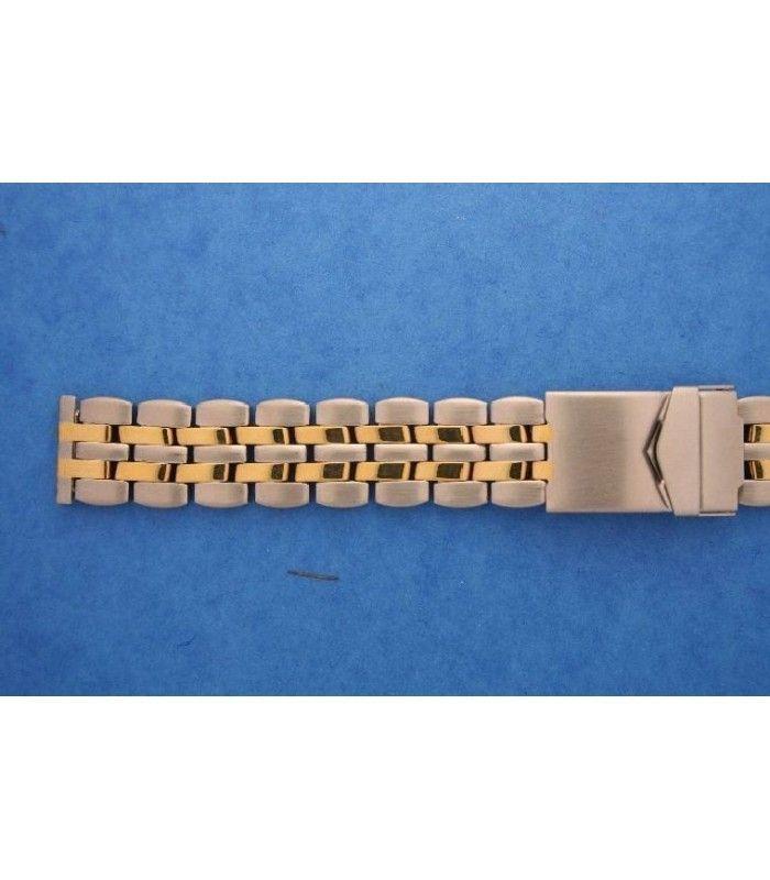 Pulseiras metálicas para relógio, Diloy DD9018