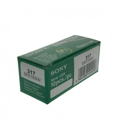 Pilas de Reloj Sony 317