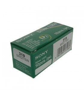 Pilhas para relógio Sony 319