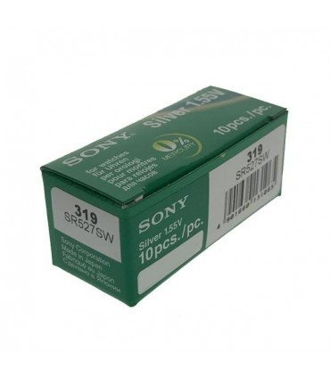 Bateria de relogio SONY 319
