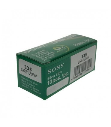 Pilha Sony 335