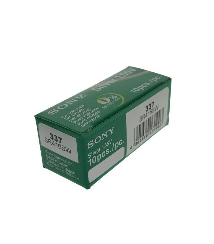 Battery for watches Sony 337
