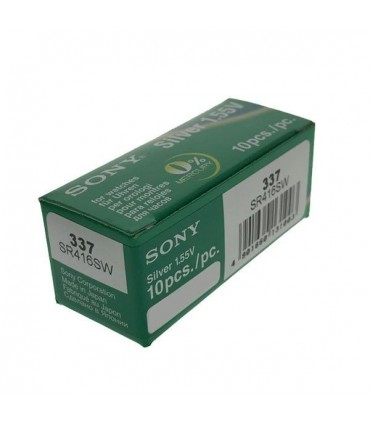 Bateria de relogio SONY 337