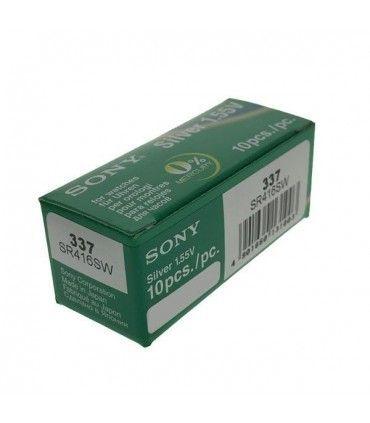 Pilha Sony 337