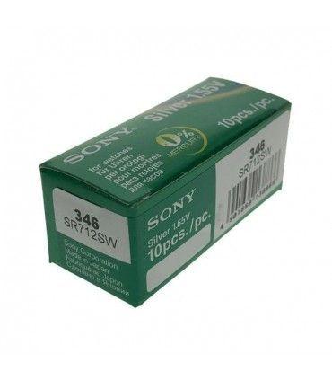 Uhrbatterien SONY 346