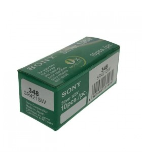 Uhrbatterien Sony 348
