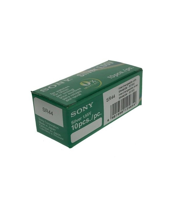 Pilhas para relógio Sony 357