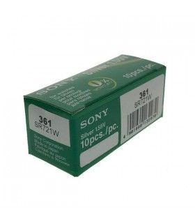 Bateria de relogio SONY 361