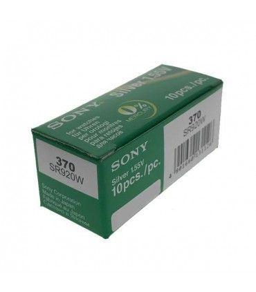 Bateria de relogio SONY 370