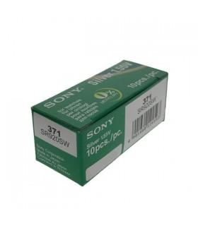 Bateria de relogio SONY 371