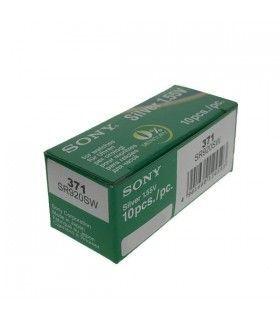 Uhrbatterien SONY 371