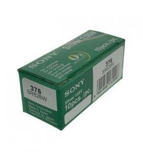 Uhrbatterien Sony 376