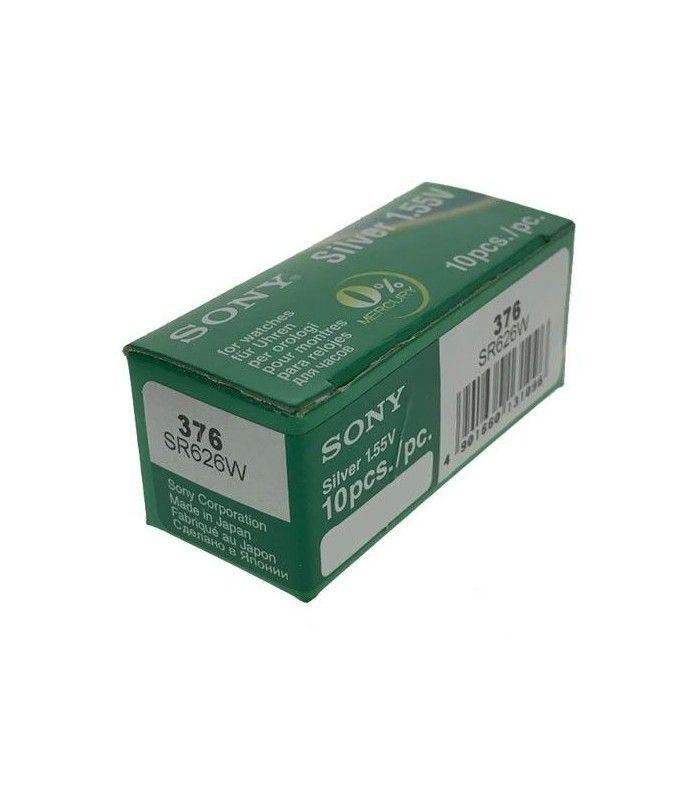 Pila o batería para reloj Sony 376