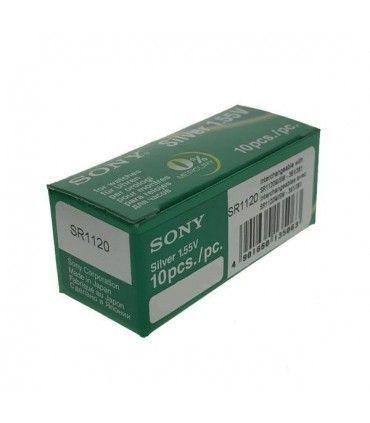 Pilha Sony 391