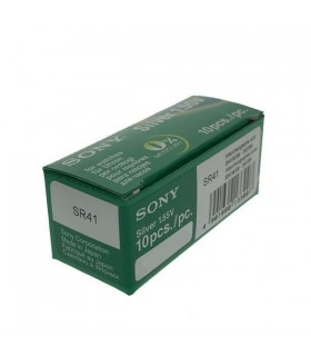 Pilas de Boton SONY 392
