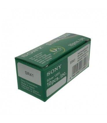 Uhrbatterien Sony 392
