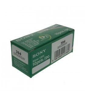 Pila o batería para reloj Sony 394