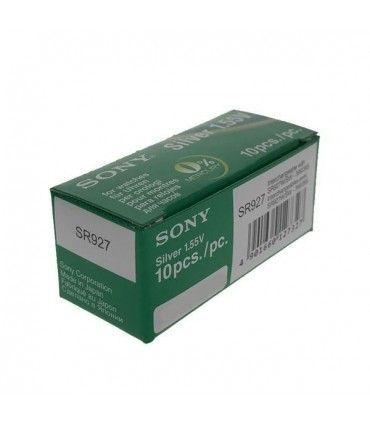 Pile Montre SONY 395