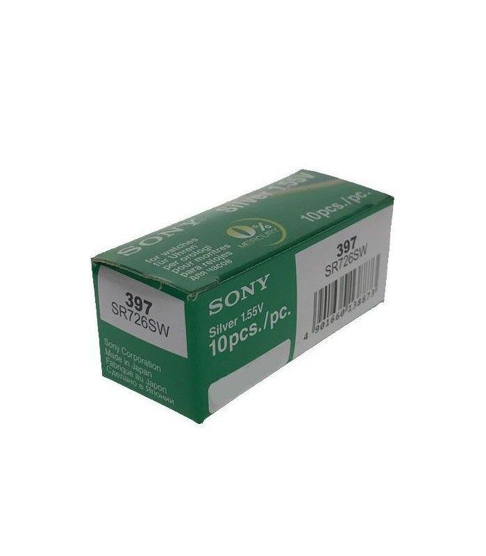 Uhrbatterien Sony 397