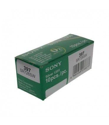 Watch Battery SONY 397