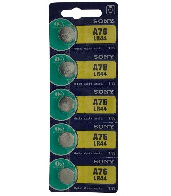 Piles de montre ou pile bouton Sony LR44
